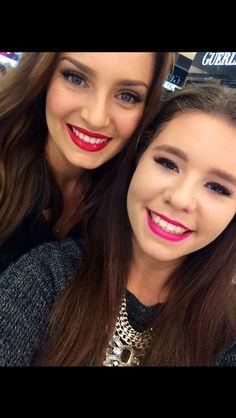 Chloe Morello and I :)