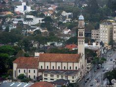 Paróquia Nossa Senhora das Mercês (Mercês) - Curitiba