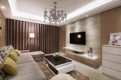 2016 modern minimalist living room design