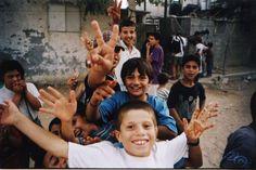 Israeli children in Gaza