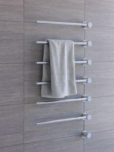moderne design-heizkörper: von der stange: heizkörper