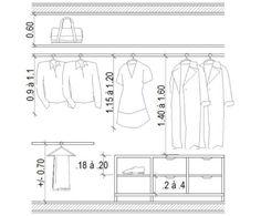 Quais são as medidas para se fazer um closet?   Toda a semana a Equipe do…