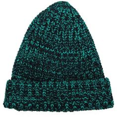 Yoins Yoins Turn Up Beanie Hat (28 PLN) ❤ liked on Polyvore featuring accessories, hats, yoins, nick hudson, green, beanie cap, acrylic beanie, beanie hats, acrylic hat und green beanie hat