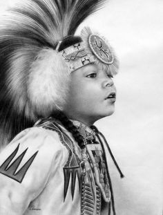 Dancin' at the Pow Wow by steeelll, via Flickr