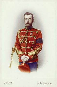 Emperor Nicholas II.