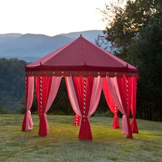 Gypsy Faire Tents — Maxwell's Daily Find 07.04.12