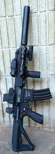 Build Your Sick Custom Assault Rifle Firearm With This Web Interactive Firearm Gun Builder with ALL the Industry Parts - See it yourself before you buy any parts Weapons Guns, Military Weapons, Airsoft Guns, Guns And Ammo, Tactical Guns, Survival, Fire Powers, Assault Rifle, M16 Rifle