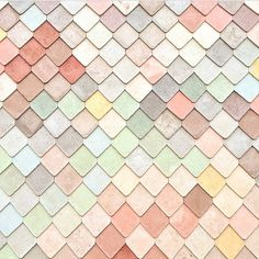 These pastel eyeshadows are aweinspiring rainbow hues eyeshadow makeup inspiration Photo clarenicolson Tile Patterns, Textures Patterns, Color Patterns, Print Patterns, Decoration Inspiration, Color Inspiration, Makeup Inspiration, Pastel Colors, Colours