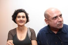 Rodrigo Naves e Nilza Micheletto