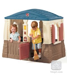 Neat & Tidy Cottage™ | Playhouses | by Step2
