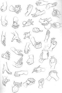 Anime hand drawing reference pinsigi ironmonger 💀 artist on anatomy Art Poses, Drawing Poses, Manga Drawing, Drawing Tips, Drawing Hands, Drawing Practice, Drawing Tutorial Hands, Drawing Ideas, Hand Drawing Reference