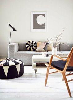 Viernes de inspiración: Salas de estar