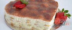 Najjednoduchšia nepečená piškótová torta s banánmi No Bake Cookies, No Bake Cake, Blackberry Cake, Snack Recipes, Dessert Recipes, Czech Recipes, Different Cakes, Savoury Cake, Mini Cakes