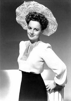 Olivia de Havilland.......Uploaded By www.1stand2ndtimearound.etsy.com
