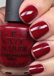 O.P.I. Quarter of a Cent-Cherry. Just had my toes done in this. Perfect red!