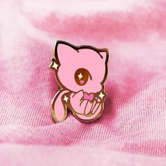 Pokemon Pins made by mamobot -Kanto Pokemon Pins made by mamobot - Top formal New York fashion Kicking ass never looked so cute! ♡ tall gold hard enamel pins Cheerful Boys' Bedroom Ideas The Pink Samurai & Friends Pokemon Mew, Pokemon Pins, Cute Pokemon, Pikachu, Nintendo Pokemon, Baby Pokemon, Pin Up, Tattoos Skull, Hard Enamel Pin