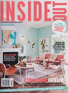 inside out magazine | inspiring homes with heart.