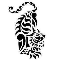 Dragon And Tiger Yin Yang Tattoo Tattoos Images