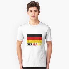 """Sweden Flag"" T-shirt by favorite-shirt Germany Shirt, Sweden Flag, Funny Design, Tshirt Colors, Wardrobe Staples, Chiffon Tops, Female Models, Classic T Shirts, Tees"