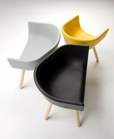 Superior Tulip Multifunctional Armchairs By Chairs U0026 More   InteriorZine Good Looking