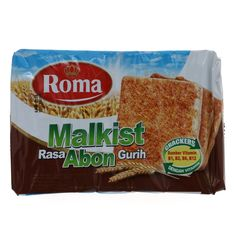 Roma Malkist Abon Family - Pack 250gr | Lazada Indonesia