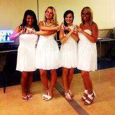Iffy About Joining Sorority Recruitment? Top 5 Reasons Why You Should GO GREEK!