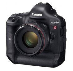 Les meilleurs appareils photo selon les TIPA Awards 2013 : Canon EOS-1D C - Meilleur reflex vidéo