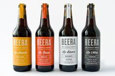 Beera on Packaging Design Served