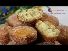 Video ricetta di Carnevale: Bombe Fritte - YouTube
