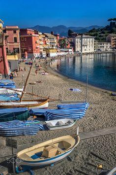 Ottobre a Levante - Sestri Levante, Italian Riviera, Ligurian Sea, Genoa, Italy