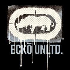 So fresh we didn't even let the paint dry. #ecko #swag
