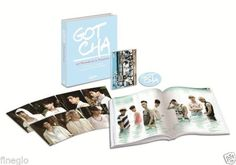 GOT7-GOT7-GOTCHA-1st-Photobook-in-Malaysia-200p-Photobook-7Postcards-DVD