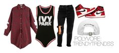 """""""HAPPY BIRTHDAY BEYONCÉ!"""" by trendytrendss ❤ liked on Polyvore featuring Ivy Park, ASOS and Retrò"""