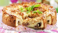 Ljuvlig rabarbertosca –kakan alla vill smaka