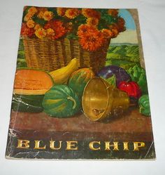 1968 BLUE CHIP STAMP CATALOG ~ I remember this exact catalog
