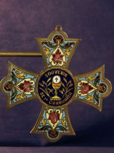 First communicant's pectoral cross