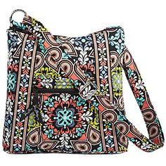 Vera Bradley Womens Hipster Sierra Cross Body Handbag