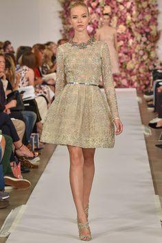 Oscar de la Renta Spring 2015 Ready-to-Wear - Collection - Gallery - Look 38 - Style.com