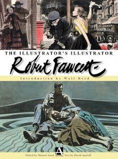 Art Contrarian: Robert Fawcett Biography