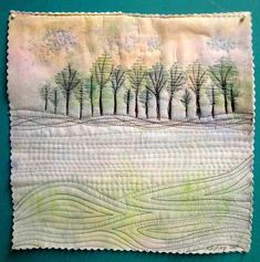The Hot 100! For The Needle and Thread Network | Kit Lang Fiber Art