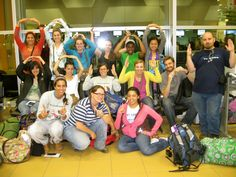Journey to Latin America 2010 -- our community is so much more than our campus.