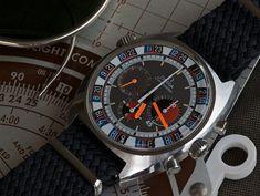 """Omega Seamaster """"Roulette"""" GMT by Døgen, via Flickr"""