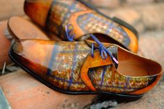 "Dandy Shoe Care — Patina ""Milestone"" by Alexander Nurulaeff - Dandy..."