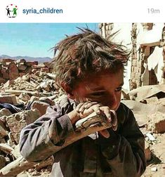 Syria......  God Bless, the children.  All borders should be open to these children~ We are all made in the image of God ~