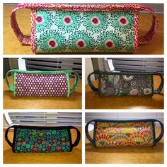 50 sq ft studios: Review: Sew Together Bag by Sew Demented--includes links to tutorial sites
