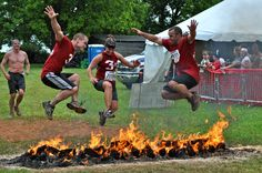Warrior Dash- Huntersville NC  Photo by Amanda Pace