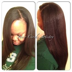 Can YOU tell it's not her hair??? FLAWLESS Sew-In Hair Weaves by Natalie B. @Natalie Birdsong...call or text me at (708) 675-9351 to schedule your appointment! - @Natalie Birdsong- #webstagram