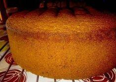 Bizcochuelo de 8 huevos para la torta de cumpleaños de Ciro Chilean Recipes, Sin Gluten, Flan, Cornbread, Bakery, Food And Drink, Lunch, Ethnic Recipes, Sweet