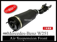 FOR Mercedes Benz W251 R300 R350 R500 shock absorber air suspension spring federbein luftfederung airmatic compressor 2513203013 #Affiliate