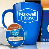 FREE Maxwell Coffee K-Cup Sample